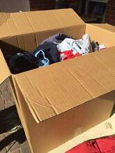 FREE - boys clothes sizes 0-2 Glengowrie Marion Area Preview