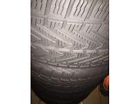 Winter tyres 245/40/R18
