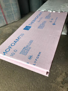 20-30-40 PSI R10 Insulation Board  Save $$$  416-803-4167