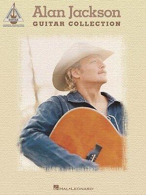 Alan Jackson Guitar Collection Sheet Music Guitar Tablature NEW 000690730