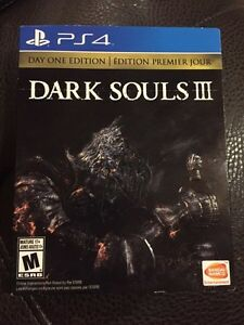 PS4: dark souls 3 London Ontario image 1