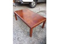 Lovely Wood Coffee Table