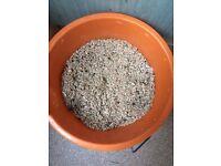 Fish tank gravel