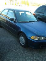 1995 Honda Civic LX Special Sedan