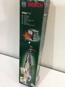 Bosch Quigo Cross Line Laser Level and Tripod BNIB Bonython Tuggeranong Preview