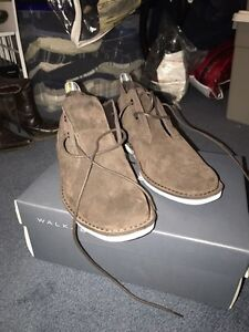 BRAND NEW MENS ROCKPORT BROWN SUEDE SHOES West Island Greater Montréal image 2