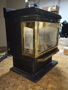 Fireplace/ Gas stove