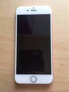 Mildly Used iPhone 6s Gold 128 GB Unlocked St Kilda Port Phillip Preview