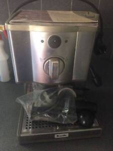 2 Breville coffee machines gwc, one used once. $60ea! Eight Mile Plains Brisbane South West Preview