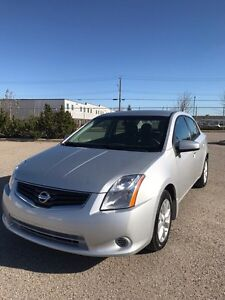 2011 NISSAN SENTRA MINOR HAIL DAMAGE