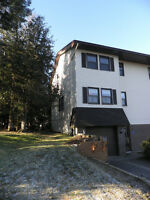 Rothesay Townhome End Unit For Rent - Private & Updated