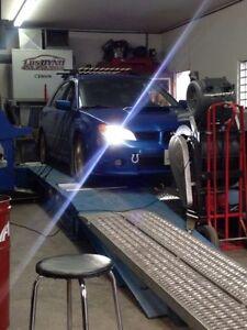Tuning & Flash ECM Subaru Dyno 4RM