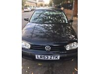 VW GOLF 53 plate for £1200 QUICK SALE