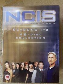 NCIS Box set series 1-8
