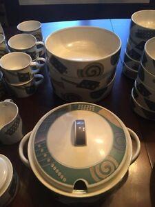 Mikasa fine china dish set  $250 OBO  Kitchener / Waterloo Kitchener Area image 4