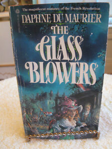 """The GLASS BLOWERS"" by DAPHNE DUMAURIER...SOFT COVER"