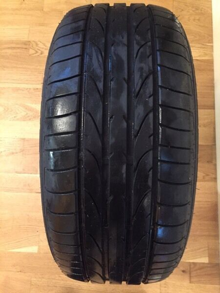 Bridgestone Potenza RE 050 I size 225/50 R16 92v Tubeless run flat tyre