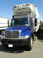 5 TON REEFER TRUCK 26FT BOX THERMO KING REEFER