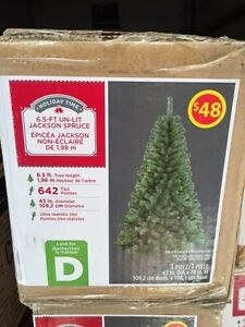 Brand new Christmas trees Kitchener / Waterloo Kitchener Area image 4