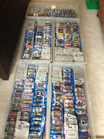Hot Wheels cars in package