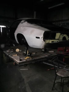 1973 and 1972 camaro project cars 15000 obo