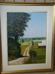 Collection of Original Oil paintings by Paul Henry