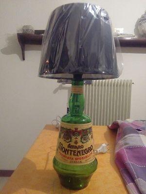 Lampada in bottiglia