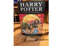 First edition Harry Potter Deathly Hallows