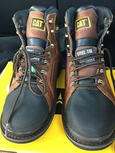 Caterpillar men's working boots