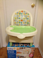 Safety First Recline & Grow 5-Stage Feeding Seat