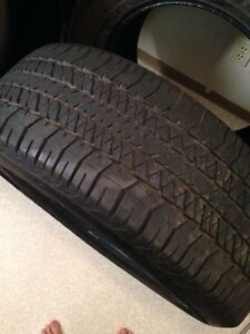 Dodge Ram 3 Tires - Bridge Stone Duelers P275/60R20