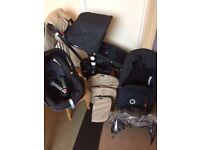 Bugaboo Cameleon 2nd Generation limited edition+maxi cosi car seat+more