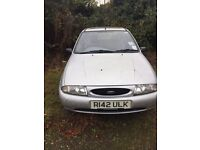Ford Fiesta very low miles full service history