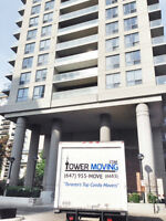 $500 FLAT RATE MOVING - 1 Bedroom Apartments! Toronto Movers