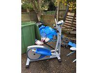 York fitness cross training machine