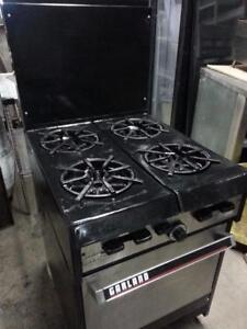 Garland 4 burner range on Sale - Restaurant Equipment