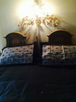 Pillow Cases and Pillow Shams - King size