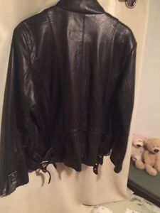 Brand New with Tags Ladies Leather Jacket