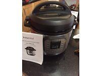Instant pot pressure cooker 6ltr