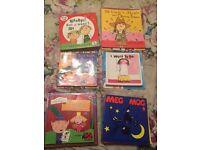 Children's books (various)