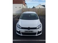 2012 VW Golf mk6 1.6tdi R replica