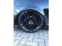 "Seat Leon Mk1 Cupra R Alloys 5x100 18"""