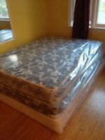 NEVER USED !!! BED STILL SEALED in plastic bag $195.00