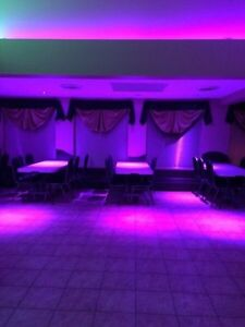 Party hall, private venue, kids parties, wedding, small banquet