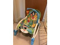 Fisher price baby chair £10