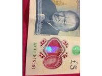 AK47 £5 NOTE + FREE DELIVERY