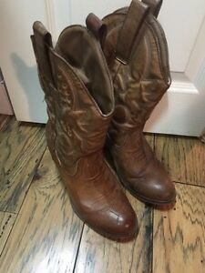 Fake Aldo and Spring western boots Cambridge Kitchener Area image 1