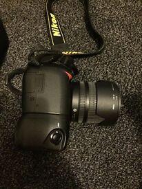 Nikon 18-105 lens
