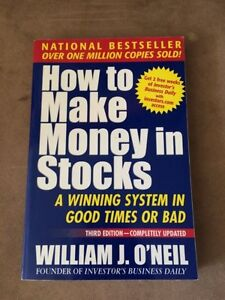 How to Make Money In Stocks Third Edition: A Winning System Southbank Melbourne City Preview