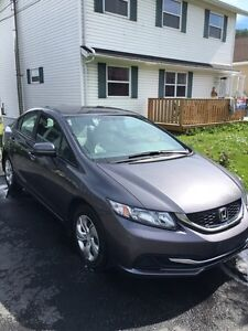 2014 Honda Civic LX. (eager to sell)